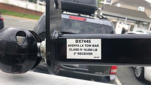 Blue Ox BX7445 Aventa LX 10,000lb Tow Bar for Sale in Rockville, MD
