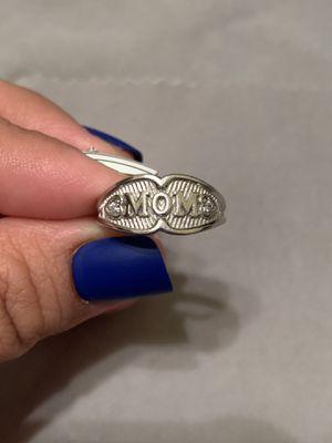 Silver ring, size 9 for Sale in Whittier, CA