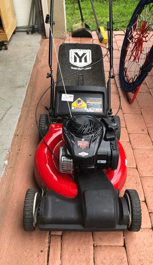 Yard Machines Lawn Mower for Sale in Hollywood, FL