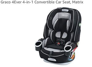 Graco 4Ever 4-in-1 Convertible Car Seat, Matrix for Sale in Denver, CO