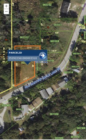 Vacant lot ready for your mobile home for the low! for Sale in Bartow, FL