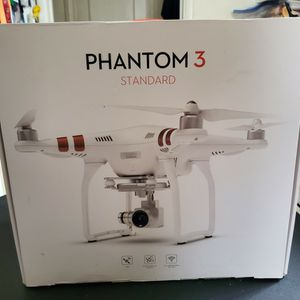 DJI Phantom 3 Standard for Sale in Chula Vista, CA