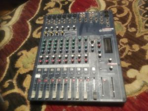 YAMAHA MIXER (Like New) for Sale in Tacoma, WA