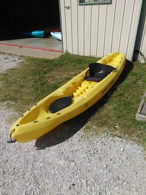 Ocean kayak scrambler 12ft. for Sale in Citrus Heights, CA