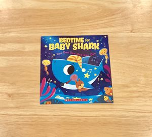 Bedtime for Baby Shark Book for Sale in Naperville, IL