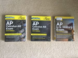 SAT / ACT books for Sale in Apex, NC