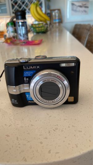 LUMIX 6x camera for Sale in Harpswell, ME