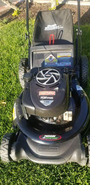 Craftsman 7.25 push Lawn Mower for Sale in Manteca, CA