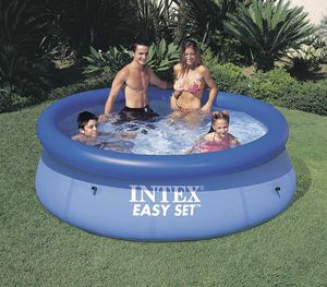 Intex Pool 8x30 Easy Set 8 feet 8ft x 30in 8 x 30 Above Ground Swimming Pools Swim for Sale in Vallejo, CA