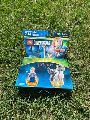 Lego Dimensions Harry Potter Fun Pack for Sale in Suwanee, GA