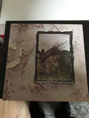Led Zeppelin IV vinyl album for Sale in Woodinville, WA
