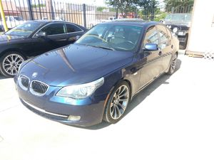 2008 BMW 535i for Sale in San Antonio, TX