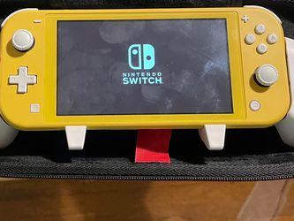 Nintendo Switch Lite With Satisfye Grip And Case for Sale in Portland,  OR