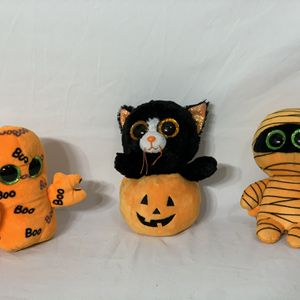 Halloween TY Beanie Boos for Sale in Pflugerville, TX