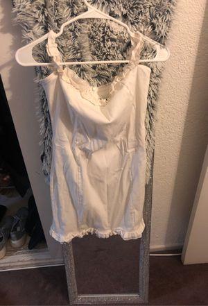 Nasty Gal White dress Size 10 for Sale in Pico Rivera, CA