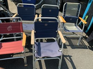 Deck boating chair for Sale in Airmont, NY