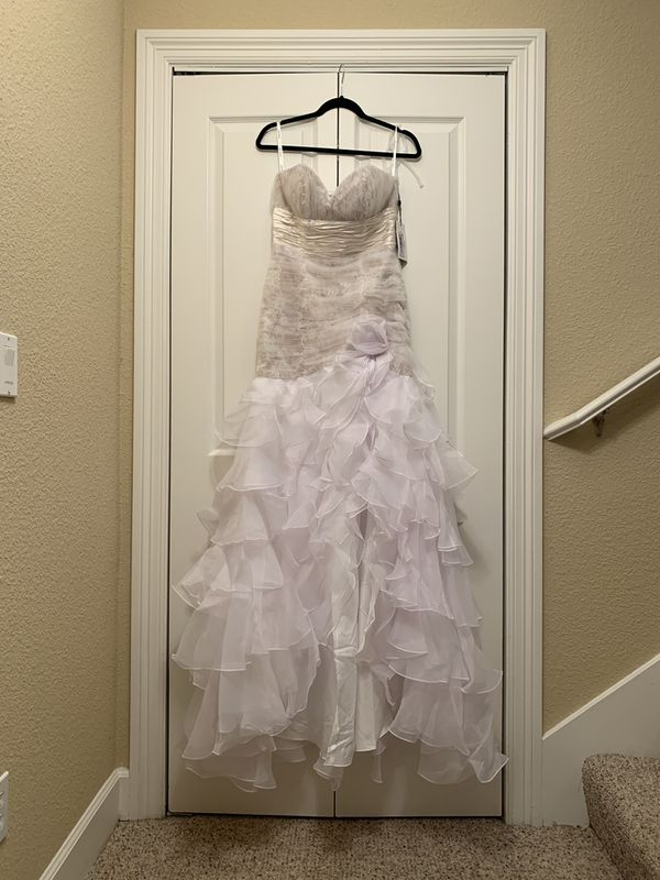 WEDDING or PROM dress/gown