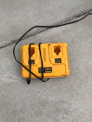 DeWalt Double Charger for Sale in Fresno, CA