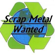 Free scrap metal pick up for Sale in Richmond, VA