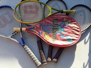 Tennis Rackets for Sale in Elk Grove, CA