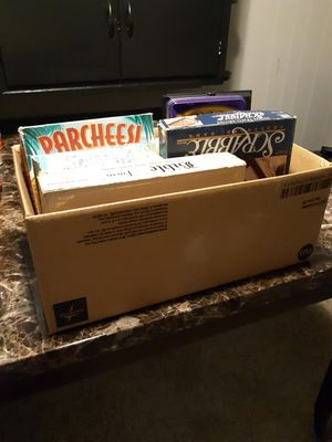 FREE BOARD GAMES!! PICK UP!! for Sale in Gary, IN