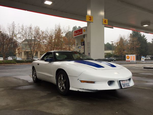 95 Pontiac Fbody V8 6SPEED