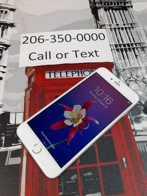 Unlocked iphone 6s plus for Sale in Seattle, WA