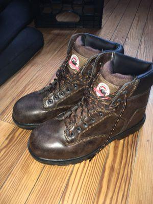 Steel toe size 10 for Sale in Mount Holly, NJ