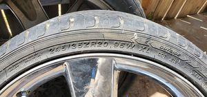 20in Dodge RT rim for Sale in Fresno, CA