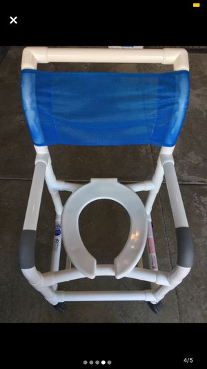 PVC shower chair for Sale in Amelia, OH