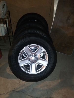 2020 jeep wheels for Sale in McFarland, CA