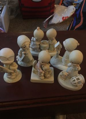 Precious moments cheap!!! SIX for $20 for Sale in Vista, CA