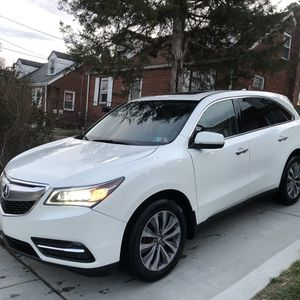 2014 Acura MDX for Sale in Silver Spring, MD