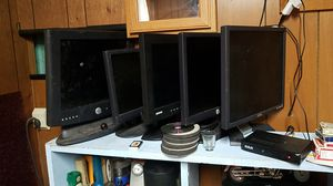 Flat screen computer monitors for Sale in Columbus, OH