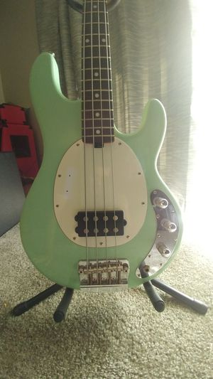 Sterling by Musicman Ray34ca bass for Sale in Tempe, AZ