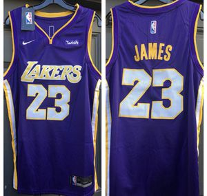 Lebron James LA Lakers Jersey for Sale in Los Angeles, CA