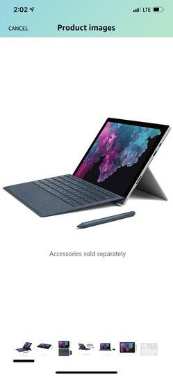 Microsoft surface pro 6 for Sale in Artesia,  CA