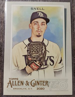 Blake Snell Allen and Ginter card for Sale in Cicero, IL