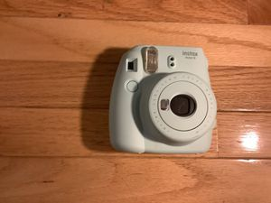 Insta camera with film and a case for Sale in Shepherdstown, WV