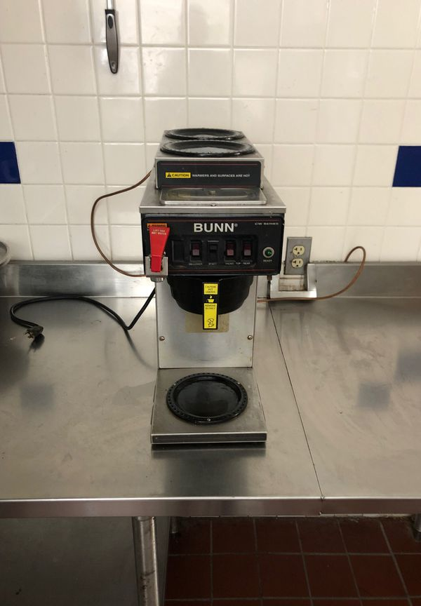 BUNN Coffee Maker (No Pot)