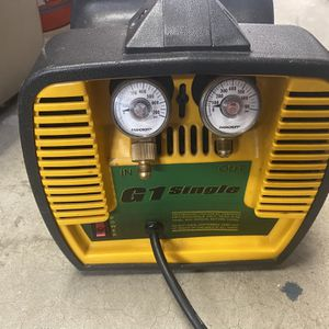 Yellow Jacket Recovery Machine for Sale in Hayward, CA