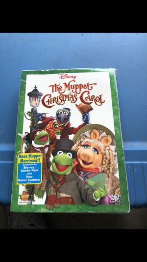 Disney's The Muppet Christmas Carol, dvd for Sale in Glenshaw, PA