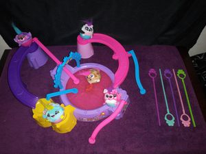 FurReal friends dizzy dancers spinning light up platform toy for Sale in West Palm Beach, FL