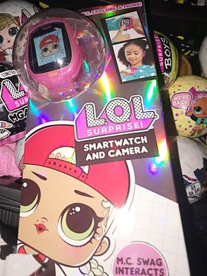 LOL surprise SmartWatch and Camera for Sale in Arlington, TX