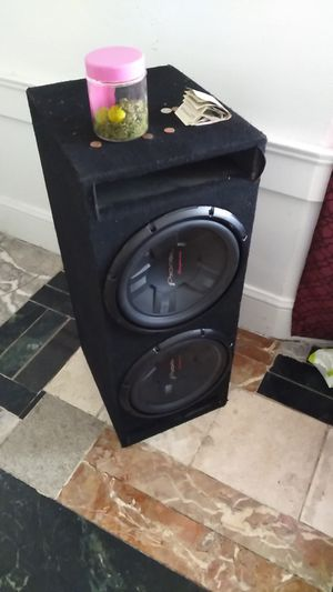 Pioneer subwoofer for Sale in Richmond, CA