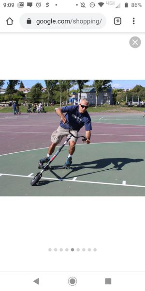 Trikke sxooter T78cs air tires for Sale in McDonough, GA