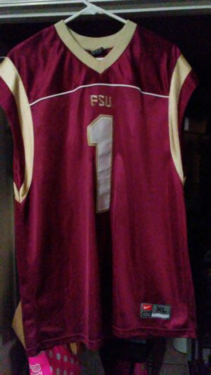FSU JERSEY SIZE X LARGE BRAND NEW for Sale in Kissimmee, FL