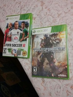 2 xbox 360 brand new sealed. for Sale in Cary, NC