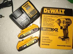 DeWalt Impact wrench kit for Sale in Kernersville, NC