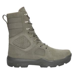 Under Armour FNP (Feel No Pain) Miltary and Tactical Boots Size 13-Sage Green for Sale in St. Petersburg, FL